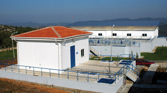 Bodrum Water Treatment Project
